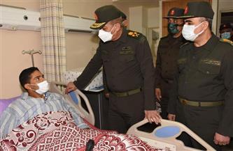 وزير الدفاع: أبطال القوات المسلحة يثبتون أنهم نبت أصيل يحفظ سلامة الوطن | فيديو
