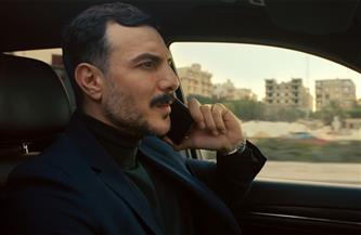 """باسل خياط: سعيد بعودتي لمصر من خلال """"حرب أهلية"""".. ويسرا بالنسبة لي أيقونة"""