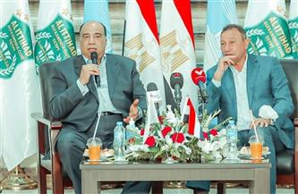 محمد مصيلحي: الخطيب أسطورة.. وعلاقة الأهلي بالاتحاد السكندري تاريخية