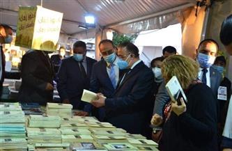 مبيعات معرض إسكندرية التاسع للكتاب تتجاوز الـ 165 ألفًا