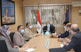 وزير «السياحة والآثار» يعقد اجتماعا لمتابعة مستجدات الأعمال بالمتحف المصري الكبير