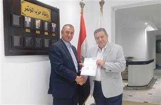 السيد نصر نائبًا لرئيس حزب المؤتمر وأمينًا للعاصمة