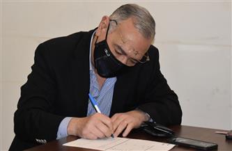 وسط تأييد جماعي .. «عصام خليل» يترشح على منصب رئيس حزب «المصريين الأحرار» لفترة جديدة