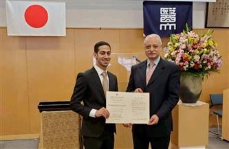 سفير مصر بطوكيو يحضر منح الدكتوراه لأول طبيب مصرى متخصص في جراحة التجميل باليابان