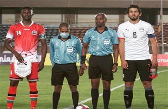 «حجازي» بعد تأهل مصر لأمم إفريقيا: «إن شاء الله المباراة القادمة تكون أفضل نتيجة وأداء»| صور