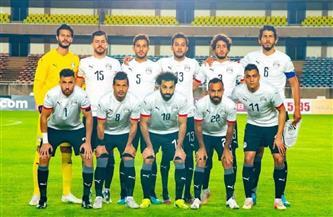 المنتخب يواصل معسكره في القاهرة استعدادًا لمواجهة جزر القمر