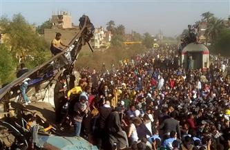 رفع حالة الطوارئ بمستشفيات قنا الجامعية لاستقبال ضحايا حادث قطارى طهطا