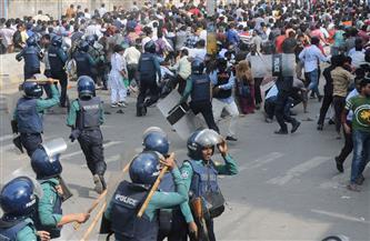 مقتل 4 محتجين ببنجلاديش في اشتباك مع الشرطة خلال زيارة رئيس وزراء الهند