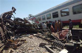نقلًا عن «إكسترا نيوز».. أمير قطر يقدم العزاء للرئيس السيسي في حادث قطاري سوهاج