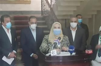القباج: قلوبنا مع أسر الوفيات والمصابين في حادث سوهاج وتوجيه رئاسي بمضاعفة التعويضات