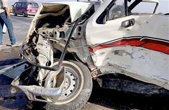 إصابة 3 أشخاص في حادث تصادم ببورسعيد