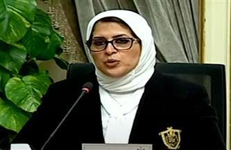 """""""شهامة وجدعنة"""".. وزيرة الصحة: الصعايدة نقلوا 64 من ضحايا حادث قطاري سوهاج للمستشفى   فيديو"""