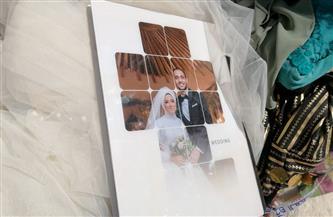 القدر ينقذ عروسين من الموت في انهيار عقار جسر السويس | فيديو