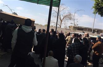 أهالي المصابين والضحايا بانهيار عقار جسر السويس يؤكدون حصولهم على تعويضات مالية| صور