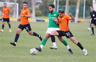 المصري يتعادل مع البنك الأهلي 2 -2 وديا بالإسماعيلية