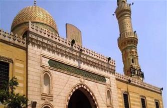 بدء إحتفالية الأوقاف بليلة النصف من شعبان من مسجد السيدة نفيسة