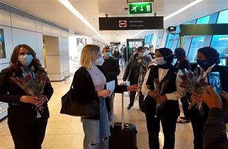 مطارا الغردقة وشرم الشيخ يستقبلان رحلات سياحية من ألمانيا وبولندا