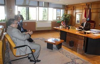 رئيس جامعة الفيوم: نشارك الدولة في تنفيذ إستراتيجيات التنمية المستدامة بالمحافظة