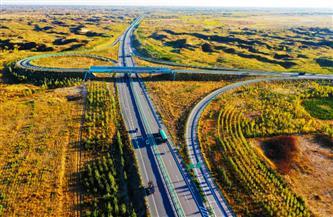 مساحة الأراضي المتصحرة في منغوليا الداخلية تستمر في الانخفاض