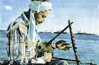 """""""بين شطين وميّه"""" .. """"البمبوطي"""" ملك السمسمية والفلايك ورجل المهام الصعبة في قناة السويس"""