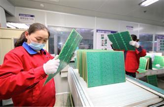 تقرير إخباري: المؤشرات الاقتصادية الرئيسية للصين تظهر نموًا كبيرًا في الشهرين الأولين من عام 2021