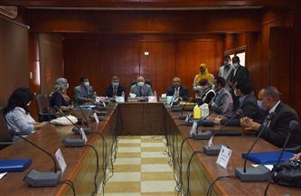 رئيس جامعة الأقصر يشهد انطلاق دورة إعداد المدربين