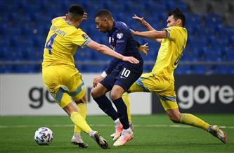 ديمبلي يقود فرنسا للفوز على قازاخستان في تصفيات كأس العالم