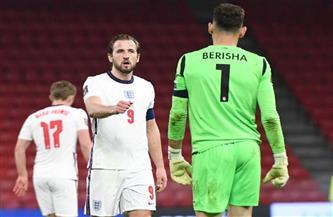 المنتخب الإنجليزي يفوز على نظيره الألباني في تصفيات مونديال 2022