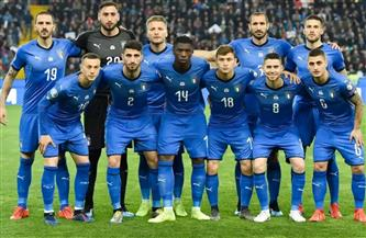 المنتخب الإيطالي يفوز على نظيره البلغاري في تصفيات مونديال العالم 2022