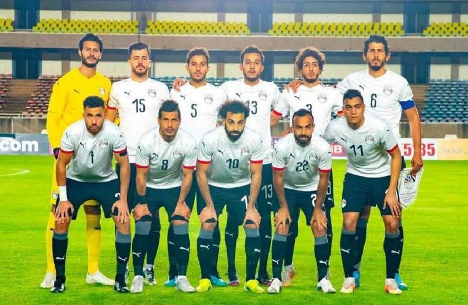 جهاز منتخب مصر يبحث عن ملعب نجيل صناعي قبل مواجهة ليبيا