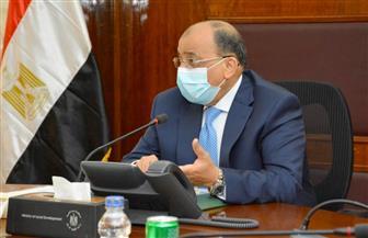 وزير التنمية المحلية يلتقي كوادر منظومة تراخيص البناء الجديدة في ختام تدريبهم   صور