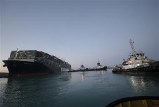 رئيس هيئة قناة السويس: حركة الملاحة ستعود فور الانتهاء الكامل من تعويم السفينة الجانحة