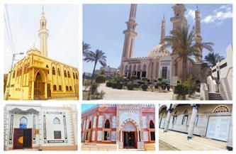 بالأسماء.. الأوقاف: افتتاح 77 مسجدًا جديدًا و15 بعد الصيانة والترميم الجمعة القادمة | صور