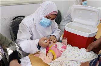 وزيرة الصحة: تطعيم أكثر من 9 ملايين طفل ضد شلل الأطفال   صور
