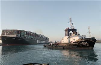 كبير مرشدي قناة السويس: استمرار المفاوضات مع شركة السفينة الجانحة بوساطة بريطانية
