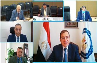 """وزير البترول يعتمد نتائج أعمال شركة """"صان مصر"""" عن عام 2020"""