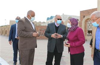 استعدادات مكثفة في شوارع القاهرة لنقل المومياوات الملكية