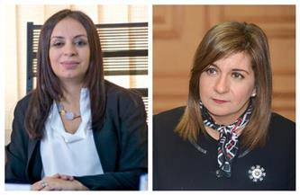 """انطلاق ثالث اجتماع لمبادرة """"مصرية بـ100 راجل"""" بحضور نبيلة مكرم ومايا مرسي"""