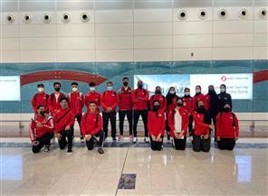 لاعبتان من نادى الشارقة ضمن منتخب الإمارات للمبارزة لخوض التصفيات الآسيوية