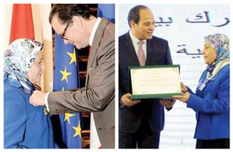 كورونا يغيب الدكتورة فرحة الشناوي أول امرأة تتولى عميد طب المنصورة.. والجامعة تنعاها | صور