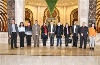 تعاون «القومي للحوكمة» وسفارة الدنمارك بالقاهرة في الحوكمة والتنمية المستدامة والتحول الأخضر