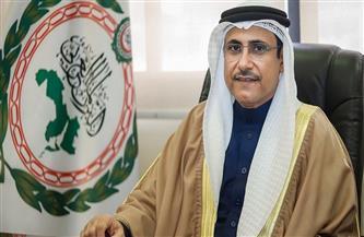 """البرلمان العربي يدين إطلاق ميليشيا الحوثي طائرة """"مفخخة"""" وصواريخ باليستية على خميس مشيط ونجران"""