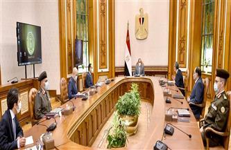 الرئيس السيسي يتابع الموقف التنفيذي لنقل الوزارات والهيئات الحكومية إلى العاصمة الإدارية الجديدة