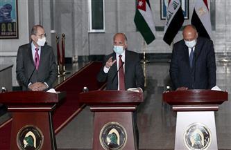 وزير خارجية العراق يكشف تفاصيل اجتماع آلية التعاون الثلاثي مع مصر والأردن