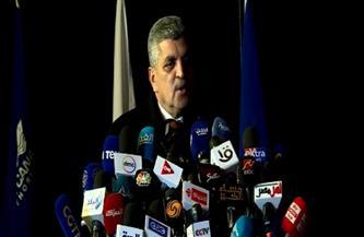 أبرز تصريحات رئيس هيئة قناة السويس في المؤتمر الصحفي حول جنوح السفينة البنمية