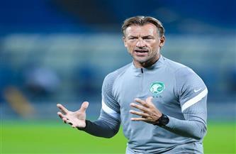 رينار: اللقب الثالث هدف المنتخب السعودي في كأس العرب