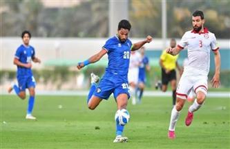 تعادل لبنان والكويت 1-1 وديا في دبي