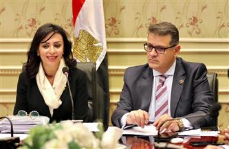 مايا مرسي: لن تضيع حقوق المرأة المصرية في عهد آمن بها وأنصفها | صور