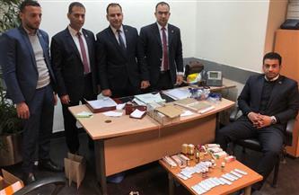ضبط أدوية مخدرة مع راكبين قادمين من إيطاليا بالمطار| صور