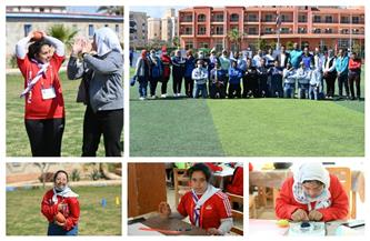 الشباب والرياضة تطلق فعاليات الملتقى الكشفي الخامس لذوي القدرات والهمم | صور